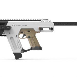 SRU AAC AAP01 GBB 瓦斯手槍 衝鋒套件 白色 SR-PDW-K-P01WT