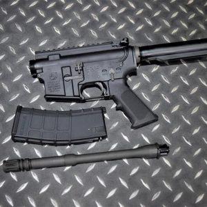 GHK M4 COLT 科特 授權刻字 彈匣+槍托桿+槍管+槍身總成 不含槍托魚骨