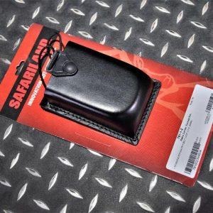 真品 沙法利蘭 SAFARILAND 761 可調式 無線電套 平面 皮革皮套 761-1-2