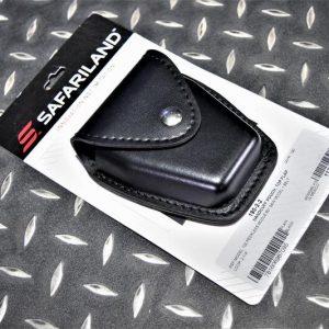 真品 沙法利蘭 SAFARILAND 190型 頂部翻蓋 手銬皮套 手銬包 190-2-2