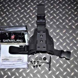 真品 沙法利蘭 SAFARILAND 6005 短 腿掛板 黑色 6005-10-2