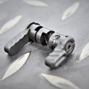 GBL 武裝火力 CNC GHK M4 MK18 URGI GBB 雙邊選擇鈕 GBL-32
