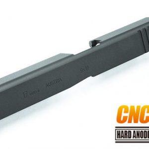 警星 GUARDER MARUI G17 Gen4 CNC 鋁合金 滑套 黑色 GLK-211(BK)