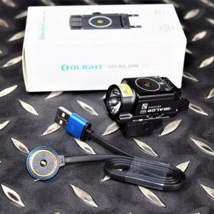 OLIGHT Baldr Mini 黑色 600流明 綠雷射 快拆 槍燈 手電筒 OL-46