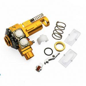 MAXX CNC 鋁合金 發光HOP座 MI-SPO W/ LEDRT ICS M4 EBB