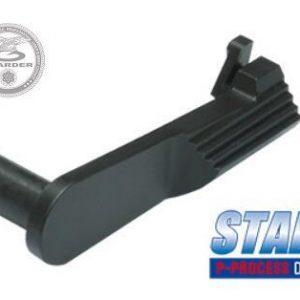警星 GUARDER MARUI M45A1 不銹鋼滑套釋放鈕 黑色 M45A1-15(BK)