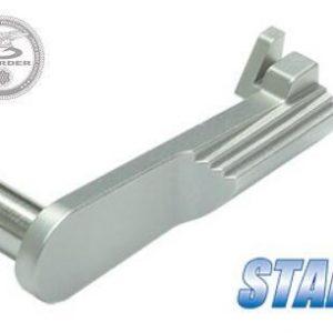 警星 MARUI DETONICS .45 不銹鋼滑套釋放鈕 銀色 DETONICS-22(SV)