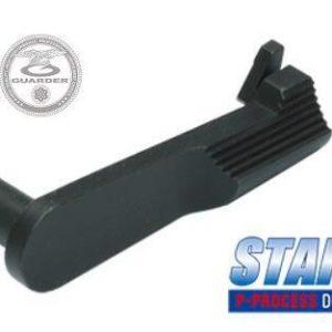 警星 MARUI MEU 不銹鋼滑套釋放鈕 (黑色) MEU-23(BK)