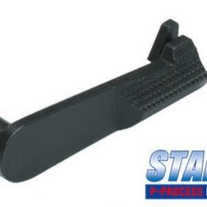 警星 MARUI M1911不銹鋼滑套釋放鈕 (黑色) M1911-22(BK)