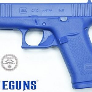 警星 Blueguns GLOCK G43X 訓練槍 軍警訓練 BG-FSG48