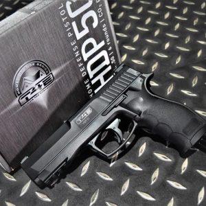 UMAREX T4E HDP50 cal.50 12.7mm 訓練用槍 鎮暴槍 防暴槍 黑色