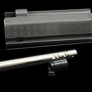 RA-TECH GHK G5 GBB 瓦斯槍 鋼槍機+精密管組 黑色
