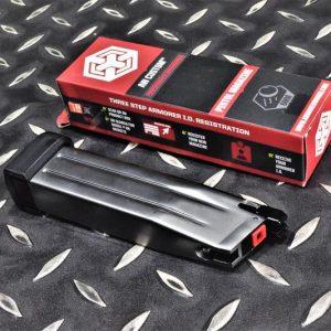 AW CUSTOM WE HICAPA 5.1 HX系列 瓦斯手槍 GBB 彈匣 銀色