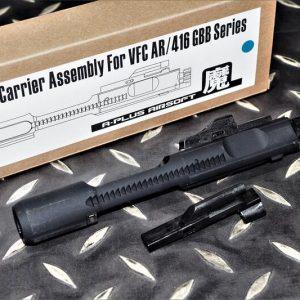 魔 A-PLUS CNC 輕量 鋁槍機+可調式飛機 VFC M4/HK416 GBB 瓦斯槍 A+-V01