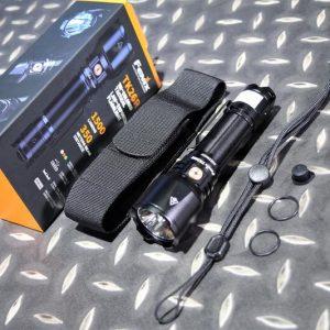 Fenix TK26R 1500流明 紅綠白三色光 戰術手電筒 一鍵爆閃 LED 附原廠電池 FI-01