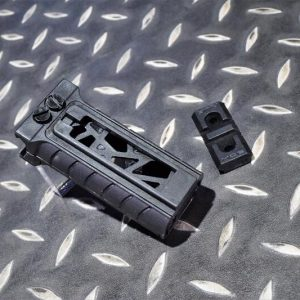 MOE風格 PEQ-15 槍燈 雷射 線控 鼠尾固定 戰術握把 魚骨用 黑 JDT379-BK