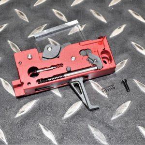 IRON CNC MARUI 馬牌 MWS 可調式 競技型扳機盒 內部鋼製火控總成 鋁製外殼