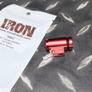 IRON CNC MARUI 馬牌 MWS M4 GBB 瓦斯槍 專用 HOP 座 總成