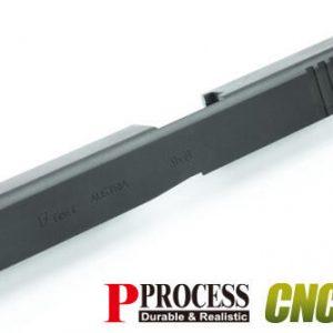 警星 MARUI G17 Gen4 CNC 鋼製滑套 黑色 GLK-215(BK)