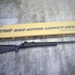KJ M700 GBB 瓦斯狙擊槍 一體版 KJGLM700B