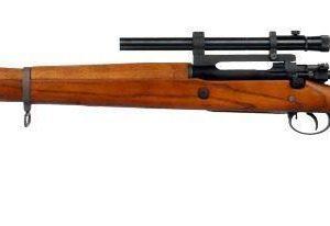 G&G 怪怪 GM1903 A4 春田步槍 M1903 實木托 6mm GBB 瓦斯 狙擊槍 單發 GGS-3A4-GAS-WNB-NCM