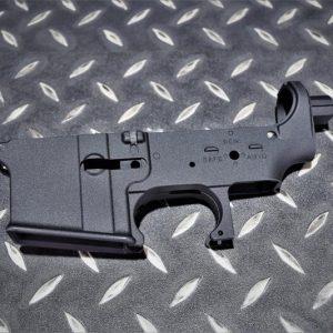 WE M4 AEG 電動槍 下槍身 #14 號 原廠零件
