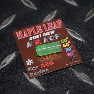楓葉 2021 極大射程 MR.HOP皮 AEG 電動槍 綠色50度 全新矽膠材質 M-NMR-A50