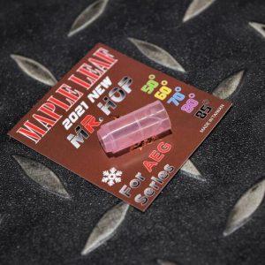 楓葉 2021 極大射程 MR.HOP皮 AEG 電動槍 紅色80度 全新矽膠材質 M-NMR-A80