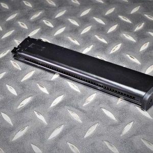 WE M4A1 SMG PPC 9mm PCC 樣式 GBB 50發 瓦斯彈匣