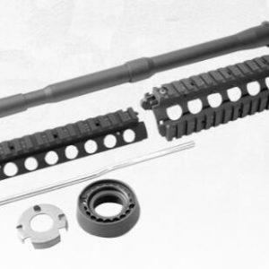 G&G 怪怪 M4 AEG 電動槍 RAS 槍管 護木 套件組 G-03-039