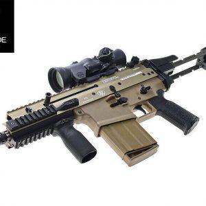 RENEGADE-Tech WE SCAR-SC H GBB 瓦斯槍 RA內構