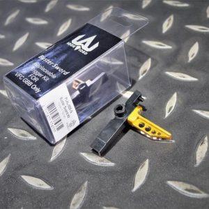 海神POSEIDON LAL系列 霸刀 可調/可替換式 鋼製競技垂直板機組 VFC M4 GBB適用 多色