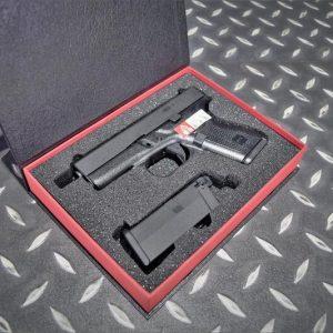 Umarex VFC GLOCK G42 GBB 一般彈匣 聖經盒裝版 一槍兩匣 瓦斯槍 手槍 授權刻字