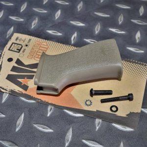 PTS US PALM AK BATTLE GRIP 握把 AK GBB 沙色 DE UP003450313