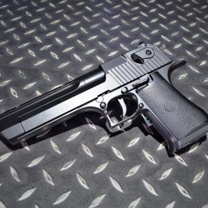 UHC SUPER MINI DE.50AE AEG 沙漠之鷹 小朋友電動槍 可連發 UHC-DE
