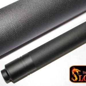 SLONG 神龍 M4 消音器 滅音管 16.5公分 逆14牙 壓花 SL00330