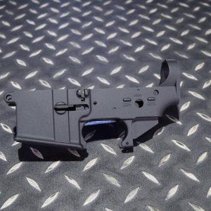 WE M16A1 XM-177 GBB 瓦斯槍 下槍身 #105 號 原廠零件