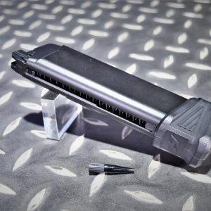 WE Ascend死侍 ZEV風格 GLOCK G17 G18 加大底板 GBB 瓦斯彈匣 WEA-DP17