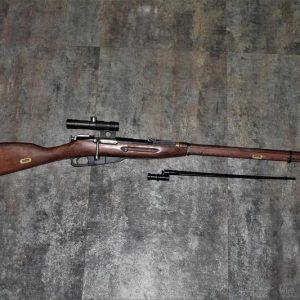 PPS 莫辛納甘 M1891 GBB 櫸木 手拉瓦斯狙擊步槍 [PPS-GG0003-MOSIN-SCOPE-V2]