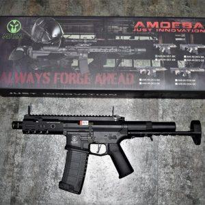 ARES AMOEBA Mutant 阿米巴 突變體 M4 PDW AM-M-001 AEG 電動槍 黑色