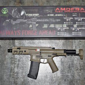 ARES AMOEBA Mutant 阿米巴 突變體 M4 PDW AM-M-001 AEG 電動槍 沙色