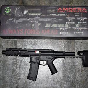 ARES AMOEBA Mutant 阿米巴 突變體 M4 AM-M-002 AEG 電動槍 黑色