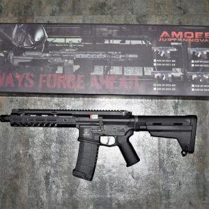 RES AMOEBA Mutant 突變體 M4 AM-M-003 AEG 電動槍 黑色