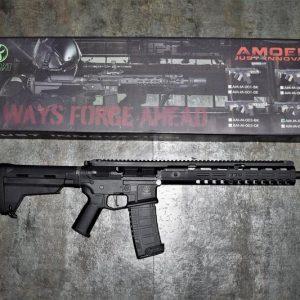 ARES AMOEBA Mutant 阿米巴 突變體 M4 AM-M-004 AEG 電動槍 黑色