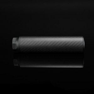 楓葉精密代理 SRS A2 M2 輕量化碳纖維 滅音管 24正牙 長175mm 短 SBA-SIL-26