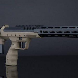 楓葉精密代理 2021 SRS-A2 / M2 犢牛式手拉空氣狙擊槍 22吋 標準版 M-LOK魚骨 三色可選