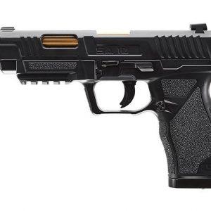UMAREX 授權 SA-10 4.5mm/.177喇叭彈 轉盤式 轉輪式 CO2 手槍 滑套可動