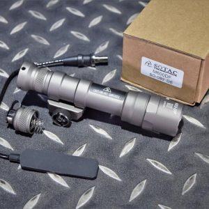 SOTAC M600DF 戰術槍燈 電筒 快拆底座 附鼠尾 沙色 SD-080-DE