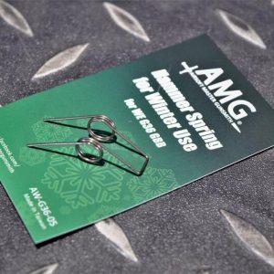 AMG 抗寒擊鎚簧 FOR WE G36 GBB AW-G36-05