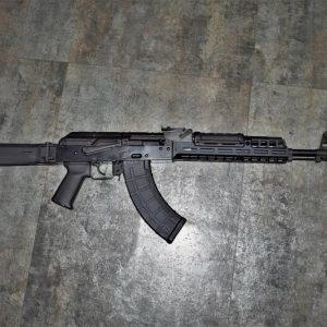 GHK AK74 GBB 客製版 RGW M-LOK魚骨 MOE樣式 折疊伸縮托